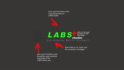LABS Logo und Auszug User Education